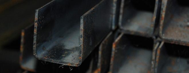 Hidegen hajlított U-acélok (redőnyvas) - Illusztráció